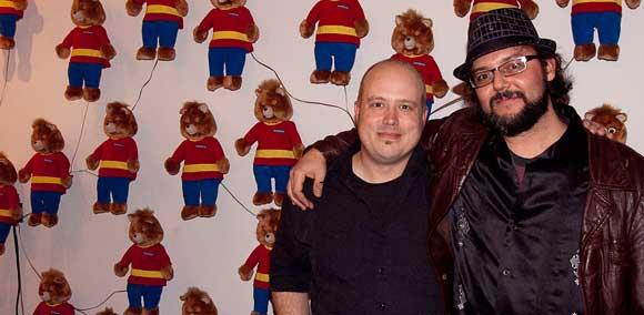 Sean HAthaway and Carlos Marcelin