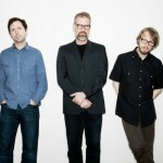 Jonathan Drews, John Moen, Chris Slusarenko