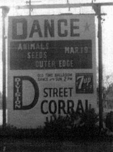 D Street Corral