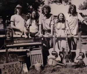 Jones Road circa 1974