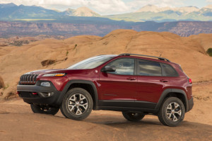 Here's your new 2015 Jeep Cherokee
