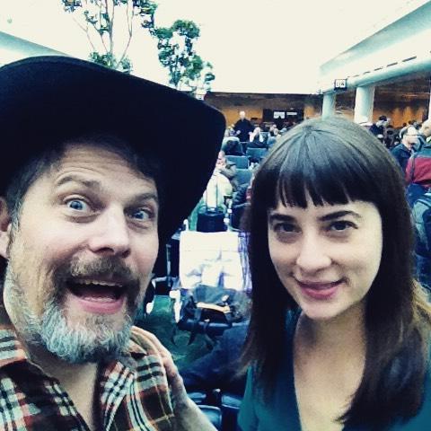 Matty Charles and Katie Rose