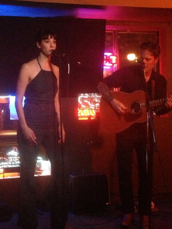 Katie and Matty