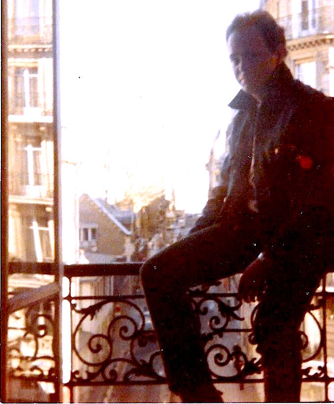 Steve in Europe