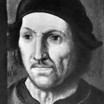 Hieronymous Bosch Self-Portrait