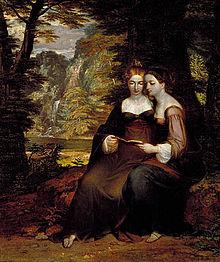 Hermia and Helena