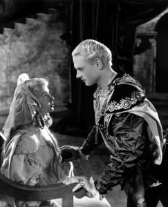 Hamlet Jerking Ophelia Around