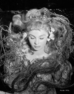 Ophelia in the Weeds