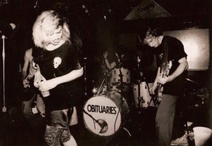 The Obituaries (Photo by The Ack)