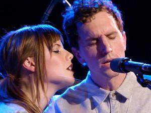 Sarah Fennell and Matt Sheehy